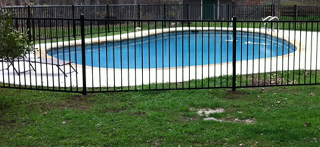 Ameristar Ornamental Steel Fencing – 20 Year Warranty