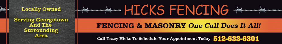 Hicks Fencing