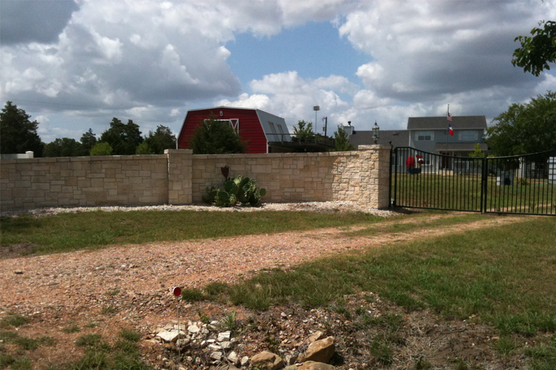 Stone Walls And Masonry Services Hicks Fencing