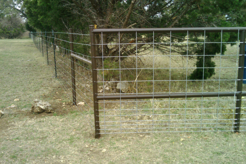 Ranch Fence Installation And Repair Hicks Fencing